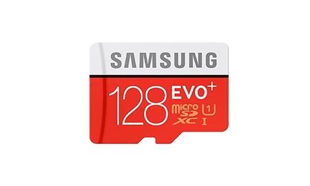 Si tu smartphone se queda sin espacio es porque quieres: Samsung EVO Plus de 128 GB por 45 euros esta mañana en Mediamarkt