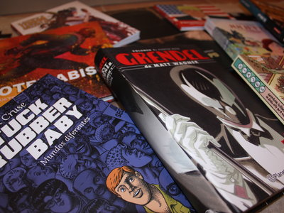 Esta Navidad, ¿por qué no regalar cómics?