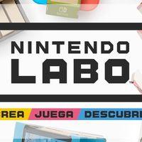 Nintendo Labo: así es como Nintendo quiere impulsar el espíritu maker con el Switch