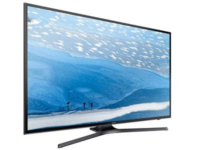 Smart TV Samsung UE40KU6000 de 40 pulgadas, con resolución 4K, por 425 euros