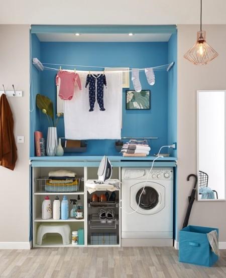 Un piso mini y un bebé en camino: soluciones deco para que no cunda el pánico