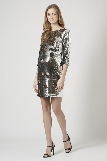 4746af9e1 Moda fiesta para embarazadas  19 vestidos para las fiestas de ...