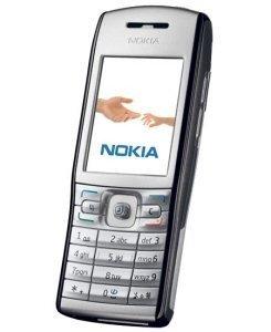 Nokia E50 para autónomos Vodafone
