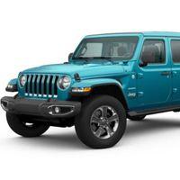La gama de Jeep Wrangler crece con la llegada del nuevo Sahara Sky Freedom 2020 a México