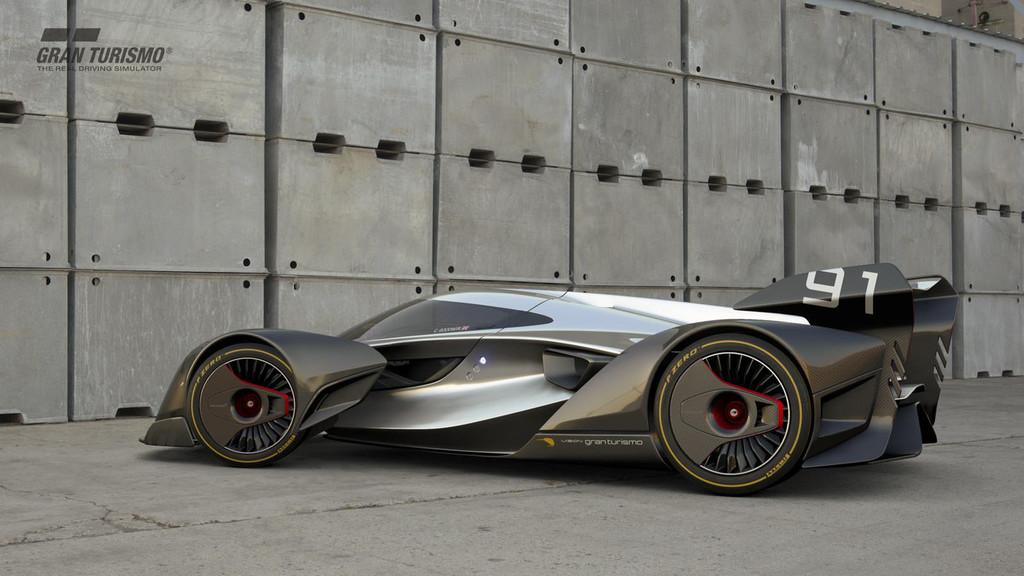 Mclaren Ultimate Vision Gt For Ps4 Gran Turismo Sport 05