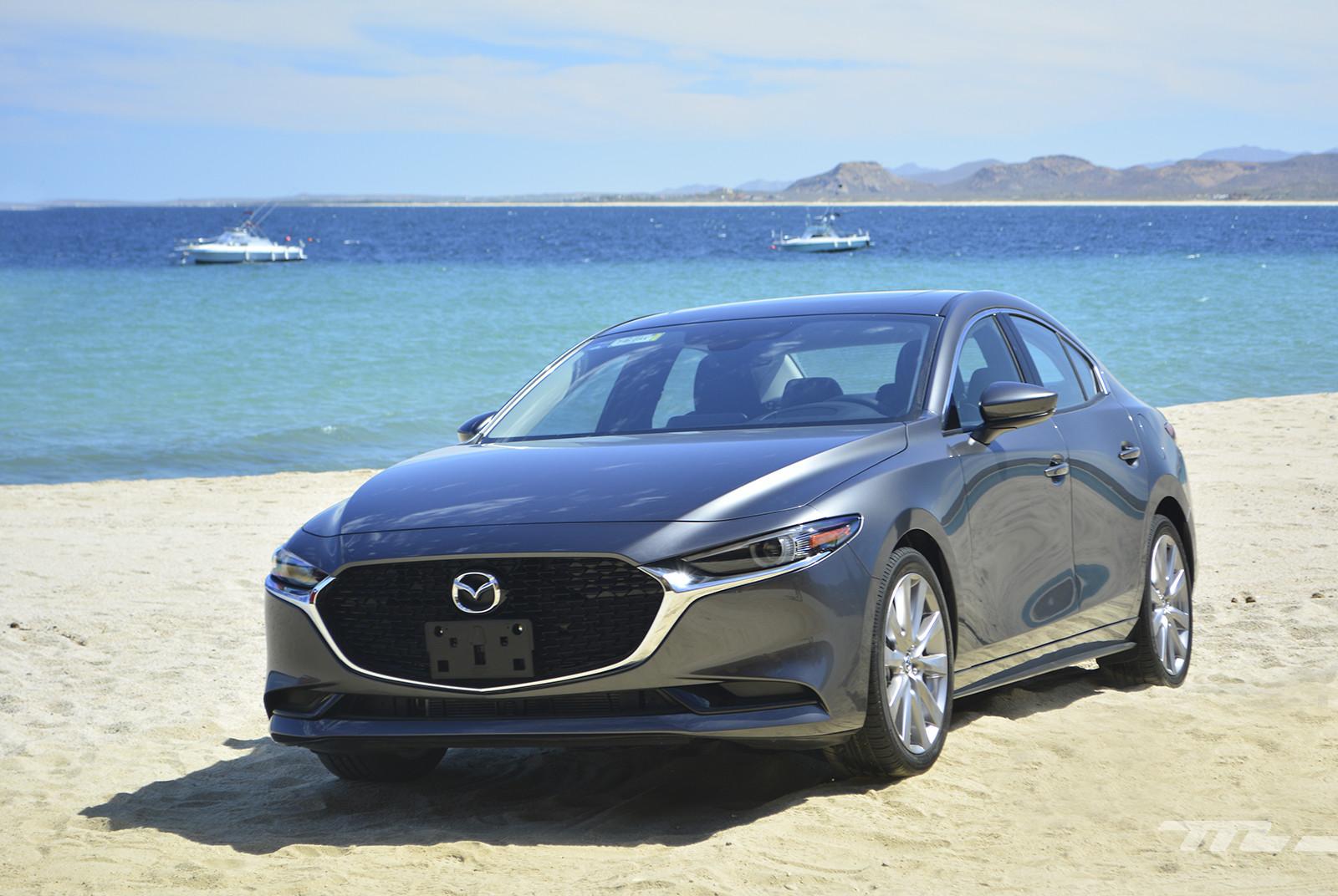Foto de Mazda 3 2019 en México (5/27)