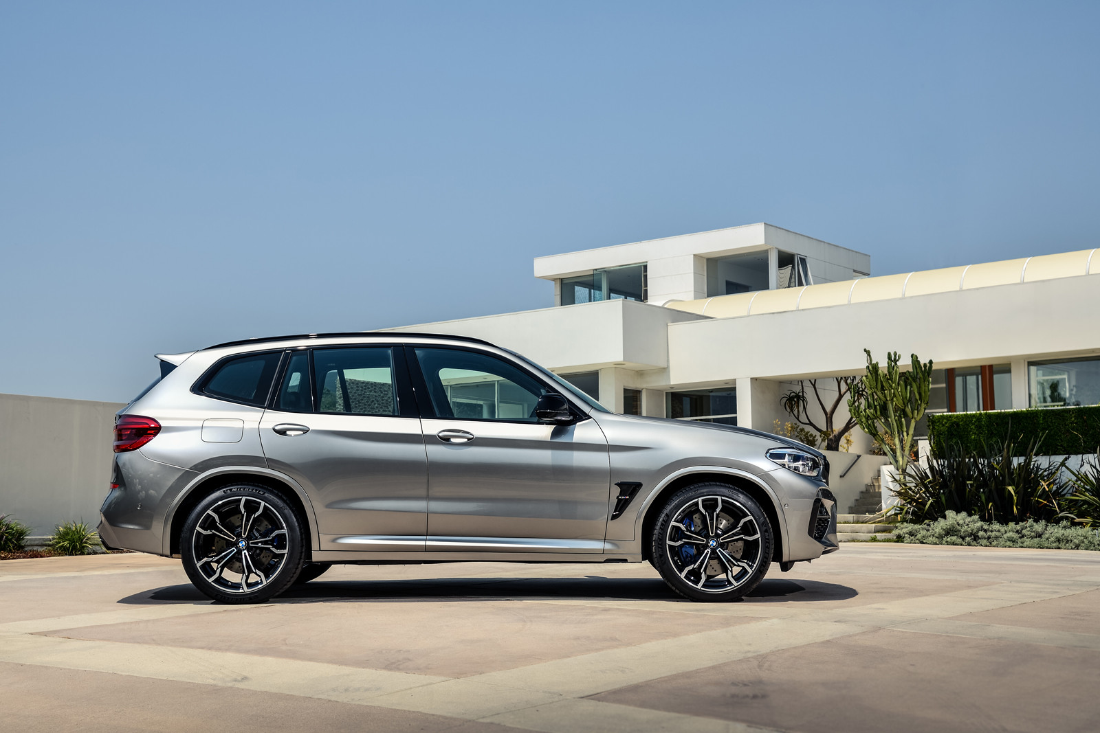 Foto de BMW X3 M 2020 (Presentación) (71/80)