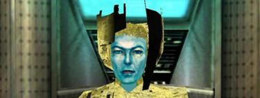 El día que David Bowie apareció en el juego más loco de Quantic Dream