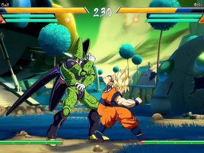 Goku es capaz de ejecutar un combo de 127 golpes en Dragon Ball FighterZ y este gameplay lo demuestra