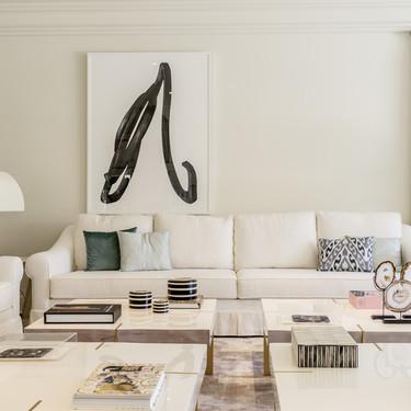 Una casa blanca en Marbella que incorpora las últimas tendencias pero manteniendo la tradición