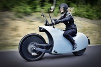 Johammer J1, diseño sin igual para una moto eléctrica diferente