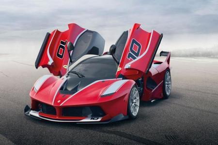 Ferrari Laferrari Xx K 1