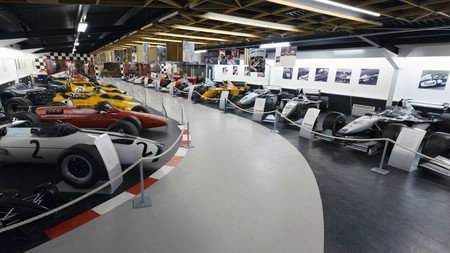 F1 Cars Donington Grand Prix Collection