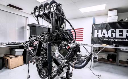 Vídeo: desmontando y montando el 'corazón' de 11.000 CV del dragster más rápido del planeta