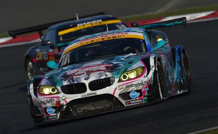 BMW Z4 Good Smile Racing 2014 Fuji