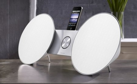 Bang&Olufsen BeoSound 8, diseño excepcional