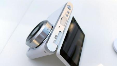 Samsung NX Mini, toda la información sobre la nueva CSC de Samsung