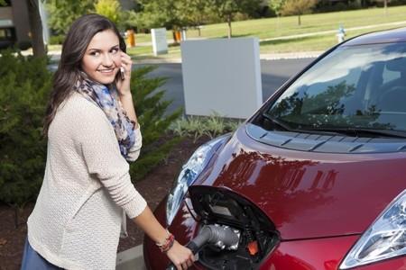 El Nissan LEAF vendrá en Estados Unidos con dos años de recargas gratis