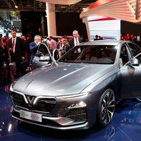 Vinfast apunta a EEUU con el primer coche eléctrico vietnamita, un SUV previsto para aterrizar en 2021
