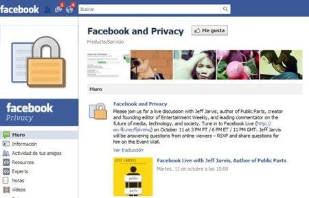 La Unión Europea quiere limitar a Facebook el uso de datos privados