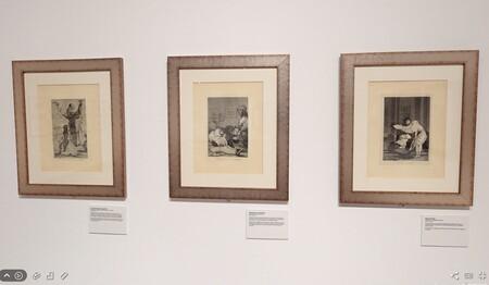 Cuadros Goya Cajasol