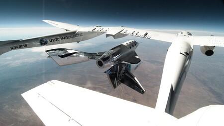 Virgin Galactic hace historia: Unity 22 lleva a Richard Branson al borde del espacio como un paso más hacia el turismo espacial