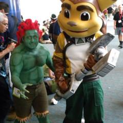 Foto 1 de 13 de la galería 1-cosplay-comiccon en Vida Extra