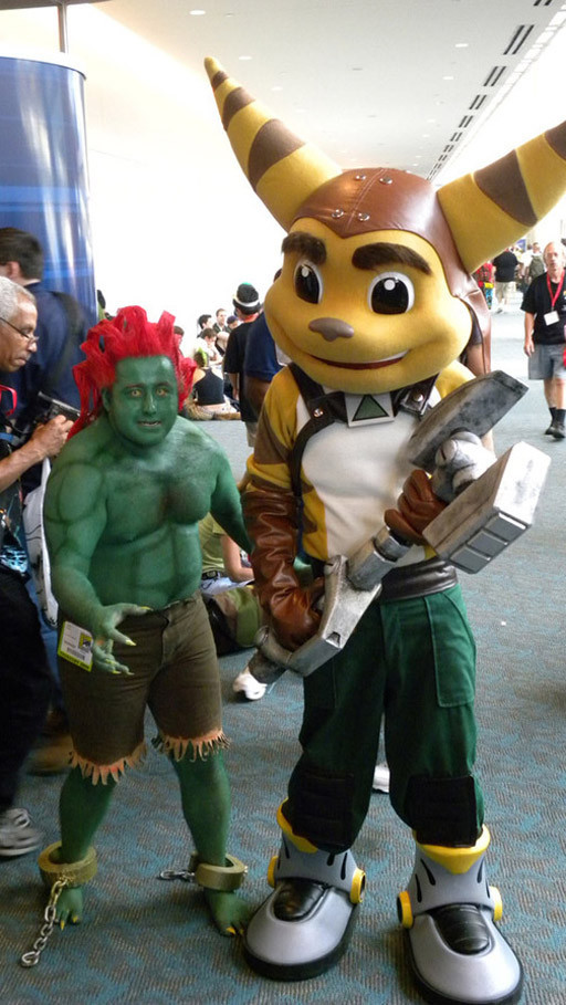 1 - Cosplay ComicCon