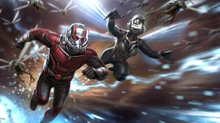 El lío de identidades de 'Ant-Man y la Avispa': así se diferencian los cómics del cine