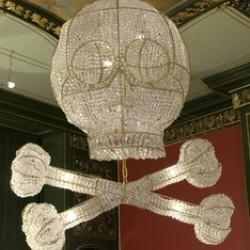 lámpara cráneo