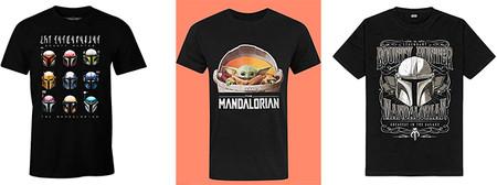 Camisetas The Mandalorian