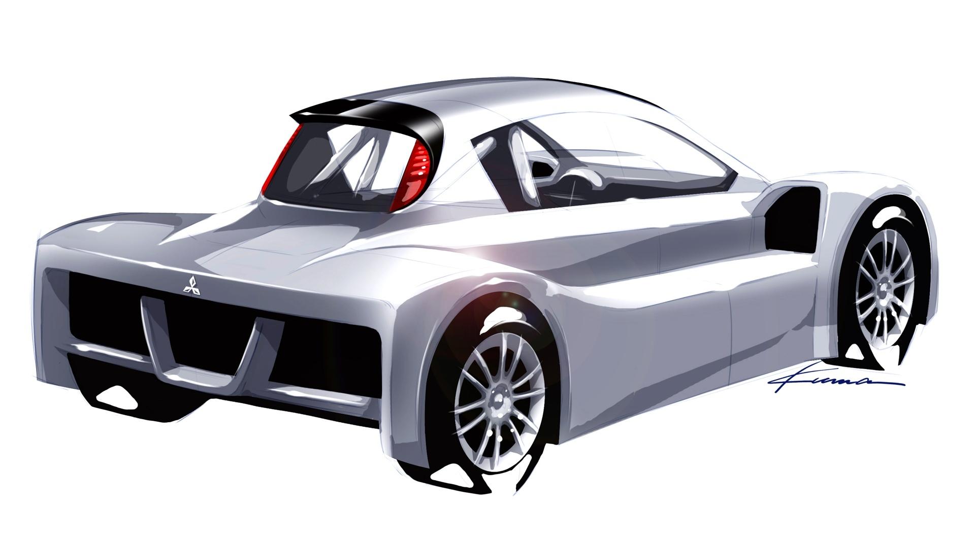 Mitsubishi Prototipo i-MiEV Pikes Peak 2012
