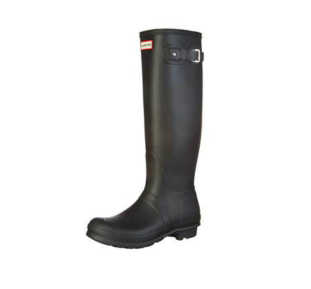 Botas Negras Hunter rebajas amazon