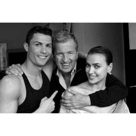 ¿Son Cristiano e Irina nuestros Kim y Kanye? Eso piensa Vogue España