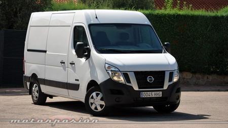 Nissan NV400 furgón L2H2 2.3 dCi FWD, prueba (parte 1)