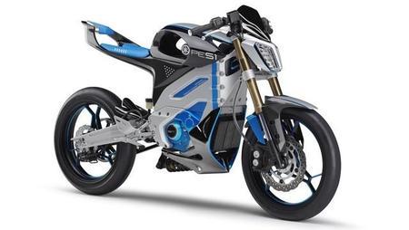 """Yamaha está pensando hacer motos eléctricas en """"serio"""""""