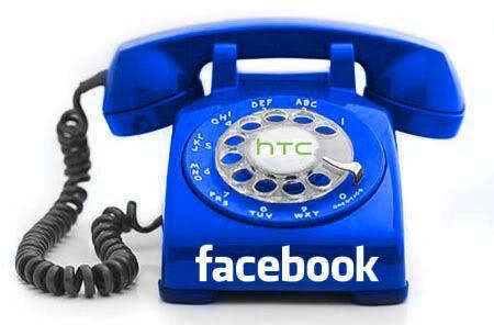 """HTC podría estar trabajando en el """"Facebook Phone"""" de forma oficial"""