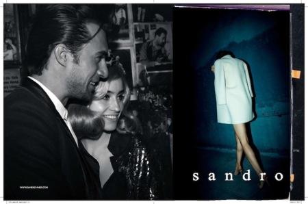 Sandro campaña Otoño-Invierno 2012/2013: la extraña familia