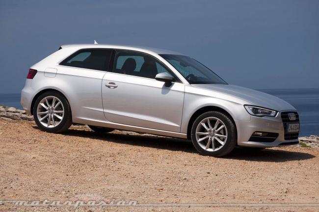 Audi A3, presentación y prueba en Mallorca