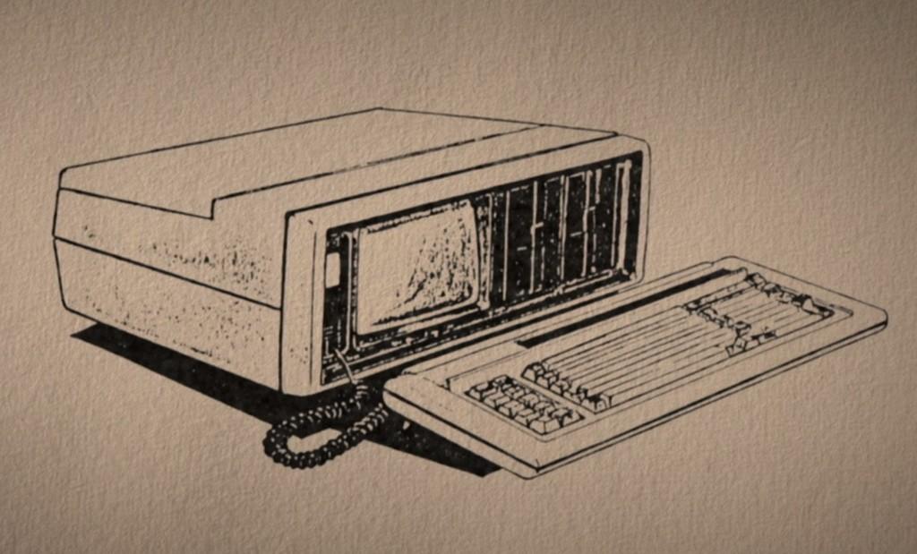 Dibujo Compaq