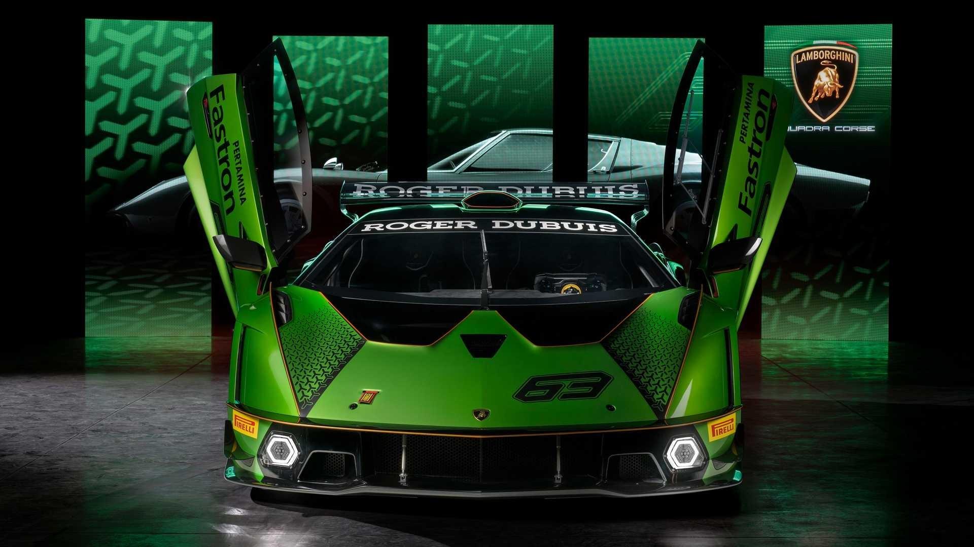 Foto de Lamborghini Essenza SCV12 (2/15)