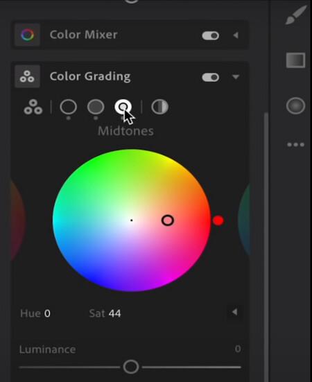 Advanced Color Grading Lightroom 03