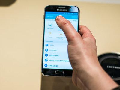 """Samsung ya pensó en un """"3D Touch"""": así podría ser su tecnología en sus próximos terminales"""