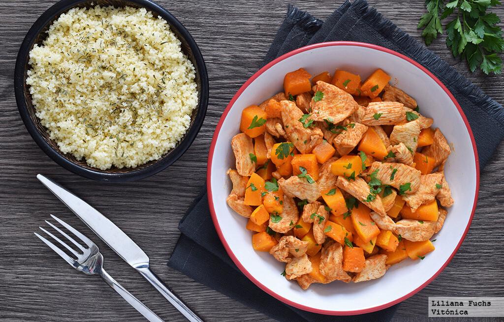 Menú de batch cooking para resolver las comidas semanales en un par de horas y de forma sana