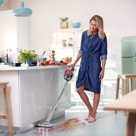 Aspiradores sin cable con los que hacer más fácil y cómoda la limpieza de tu hogar