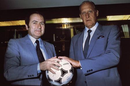Joseph Blatter Havelage