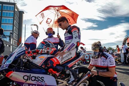 Arenas Valencia Moto3 2020