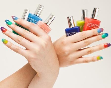 American Apparel lanza una edición limitada de laca de uñas: Sheer
