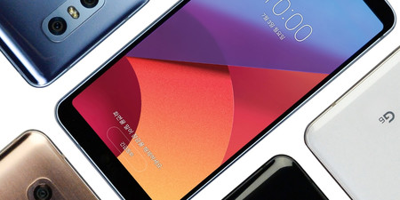 El LG G7 llegaría a mediados de marzo con doble cámara frontal: se filtran sus primeras especificaciones
