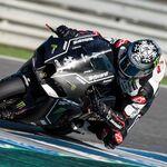 Jonathan Rea estrena alerones en la Kawasaki Ninja ZX-10 RR 2021 y bate la vuelta rápida de Marc Márquez en Jerez